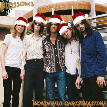 Blossoms - Wonderful Christmastime