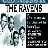 The Ravens - Savoy Jazz Super EP: The Ravens