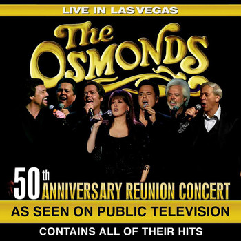The Osmonds - Live In Las Vegas (Live At The Orleans Showroom / Las Vegas, NV / 2008)