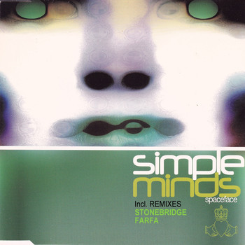 Simple Minds - Spaceface (Remixes)