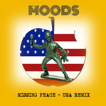 The Moods - Missing Peace (USA Remix (M. Pistel))