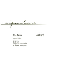 Calibre - Taciturn / Butter Love