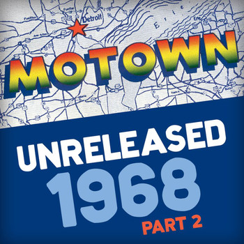 Various Artists - Motown Unreleased 1968 (Part 2)