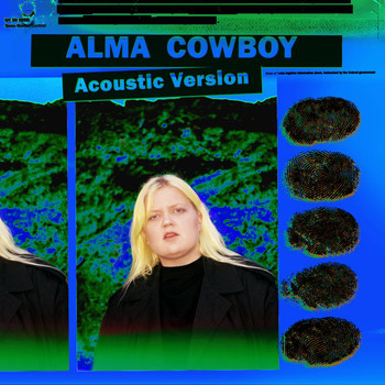 Alma - Cowboy (Acoustic Version [Explicit])