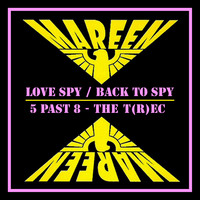 Mike Mareen - Love Spy / Back to Spy