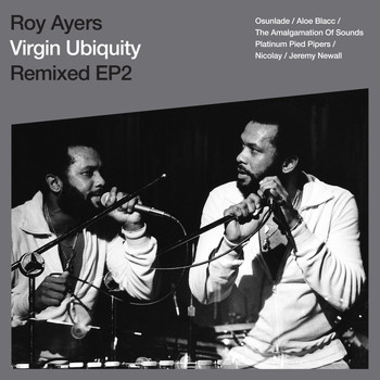 Roy Ayers - Virgin Ubiquity: Remixed EP 2