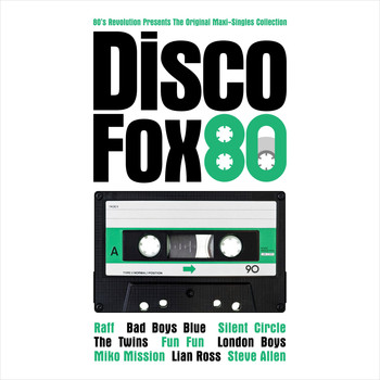 Various Artists - Disco Fox 80