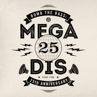 Bomb The Bass - Mega Dis - EP