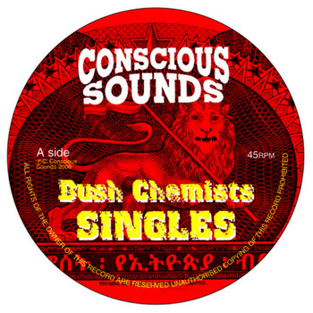 Culture Freeman, Bush Chemists / - Singles Vol. 3