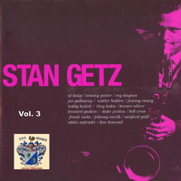 Stan Getz - The Complete Roost Recordings Vol. 3