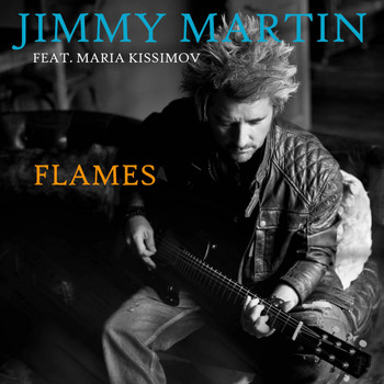 Jimmy Martin - Flames