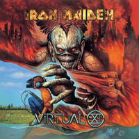 Iron Maiden - Virtual XI (2015 - Remaster)
