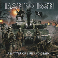 Iron Maiden - A Matter of Life and Death (2015 - Remaster)