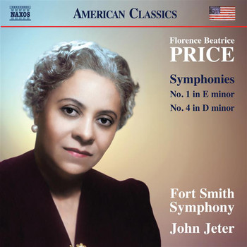 Fort Smith Symphony / John Jeter - Price: Symphonies Nos. 1 & 4