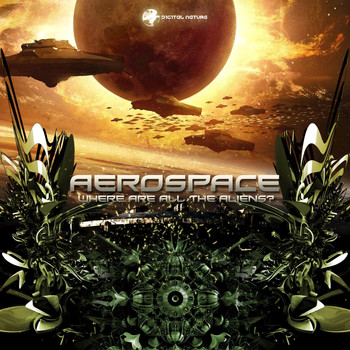 Aerospace - Where Are All the Aliens?