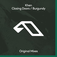 khen - Closing Doors / Burgundy