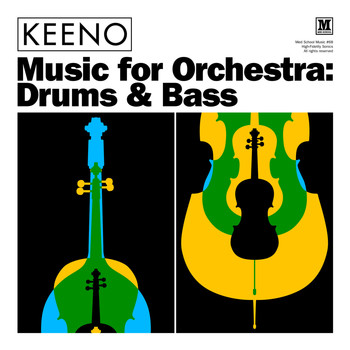 Keeno - Music For Orchestra: Drums & Bass
