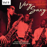 Eddie Lockjaw Davis - Milestones of Jazz Saxophone Legends: Very Saxy, Vol. 9