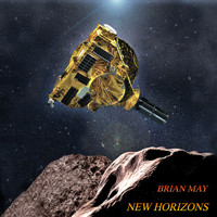 Brian May - New Horizons (Ultima Thule Mix)