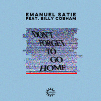 Emanuel Satie - Don't Forget To Go Home (Remixes)
