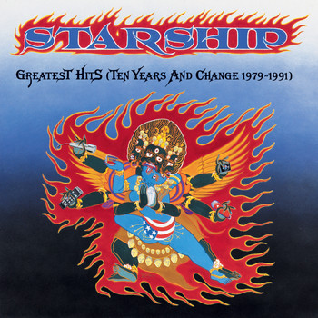 Starship - Greatest Hits (Ten Years And Change 1979-1991)