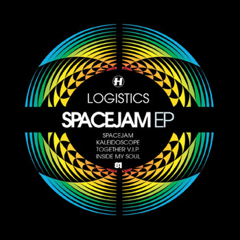 Logistics - Spacejam EP
