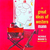 Herbie Mann - Great Ideas Of Western Mann! (Remastered)