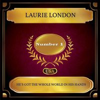 Laurie London - He's Got The Whole World In His Hands (Billboard Hot 100 - No. 01)