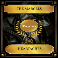 The Marcels - Heartaches (Billboard Hot 100 - No. 07)