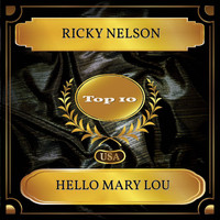 Ricky Nelson - Hello Mary Lou (Billboard Hot 100 - No. 09)