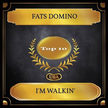 Fats Domino - I'm Walkin' (Billboard Hot 100 - No. 04)