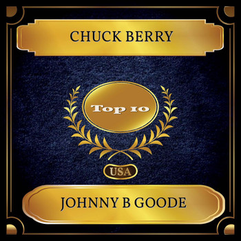 Chuck Berry - Johnny B Goode (Billboard Hot 100 - No. 08)