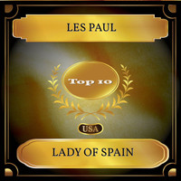 Les Paul - Lady Of Spain (Billboard Hot 100 - No. 08)
