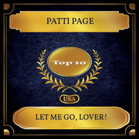Patti Page - Let Me Go, Lover! (Billboard Hot 100 - No. 08)