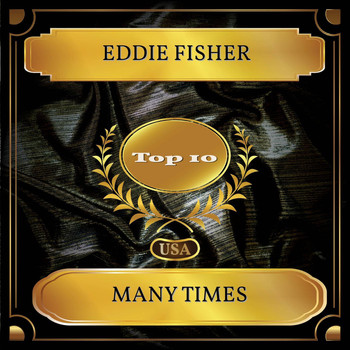 Eddie Fisher - Many Times (Billboard Hot 100 - No. 04)