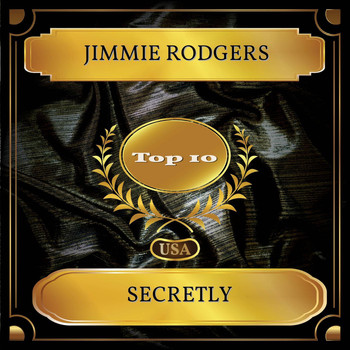 Jimmie Rodgers - Secretly (Billboard Hot 100 - No. 03)