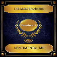 The Ames Brothers - Sentimental Me (Billboard Hot 100 - No. 01)