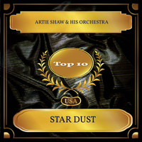 Artie Shaw & His Orchestra - Star Dust (Billboard Hot 100 - No. 06)