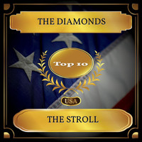 The Diamonds - The Stroll (Billboard Hot 100 - No. 04)
