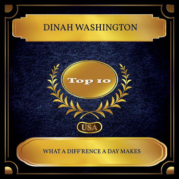 Dinah Washington - What a Diff'rence a Day Makes (Billboard Hot 100 - No. 08)
