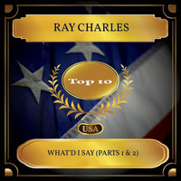 Ray Charles - What'd I Say (Parts 1 & 2) (Billboard Hot 100 - No. 06)