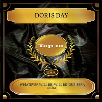 Doris Day - Whatever Will Be, Will Be (Que Sera Sera) (Billboard Hot 100 - No. 02)