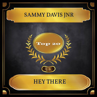 Sammy Davis Jnr - Hey There (UK Chart Top 20 - No. 19)