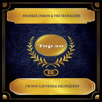 Frankie Lymon & The Teenagers - I'm Not A Juvenile Delinquent (UK Chart Top 20 - No. 12)