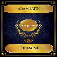 Adam Faith - Lonesome (UK Chart Top 20 - No. 12)