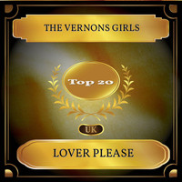 The Vernons Girls - Lover Please (UK Chart Top 20 - No. 14)