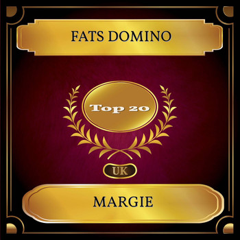 Fats Domino - Margie (UK Chart Top 20 - No. 18)