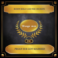 Buddy Holly and The Crickets - Peggy Sue Got Married (UK Chart Top 20 - No. 13)