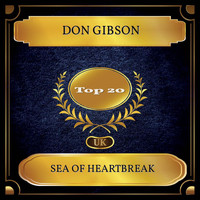 Don Gibson - Sea Of Heartbreak (UK Chart Top 20 - No. 14)