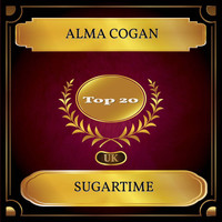 Alma Cogan - Sugartime (UK Chart Top 20 - No. 16)